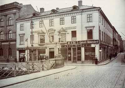 Södra Hamngatan / Korsgatan