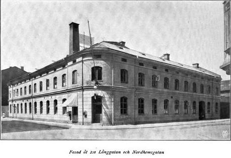 Göteborgs Ångkvarns AB