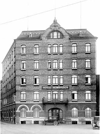 Hotell Hembygden