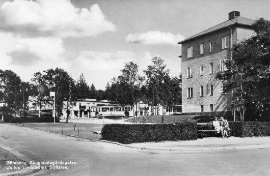 Julius Lindströms stiftelse