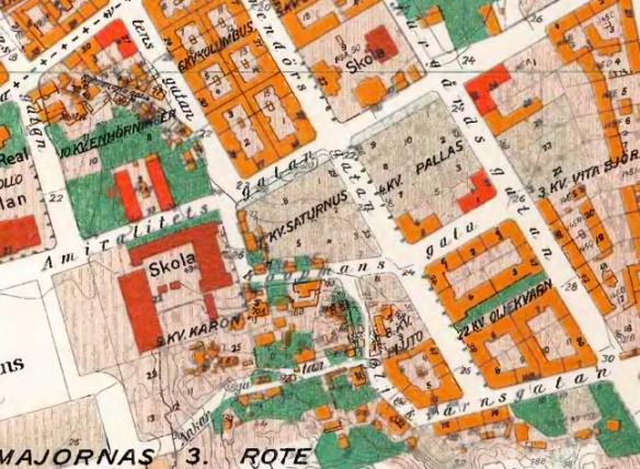 Koopmansstaden 1921