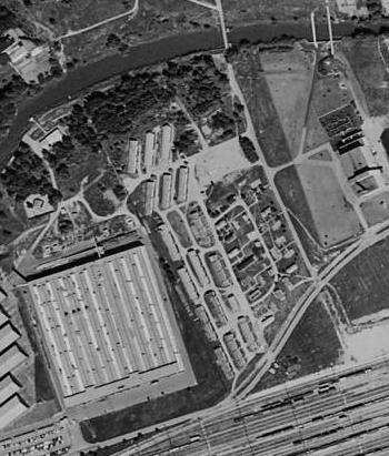 Lilla Milano cirka 1955