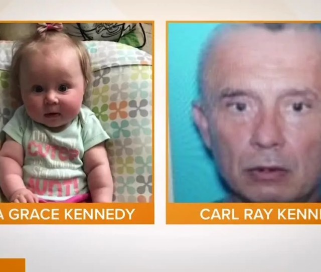 Amber Alert Issued In Va N C After Police Say Registered Sex Offender Snatched  Month Old Baby