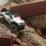 A Look At The Rock Crawling Rc Course At 3 Crosses