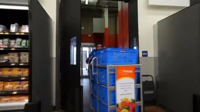 Walmart Your Door Grocery