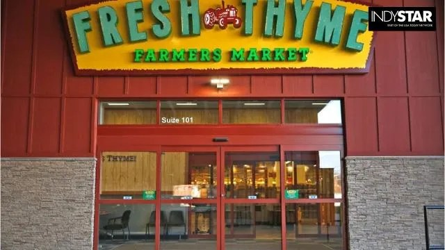 Fresh Thyme Farmers Market Broad Ripple Indianapolis