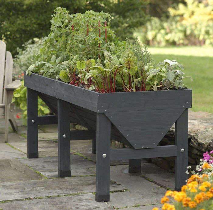 best elevated planter boxes
