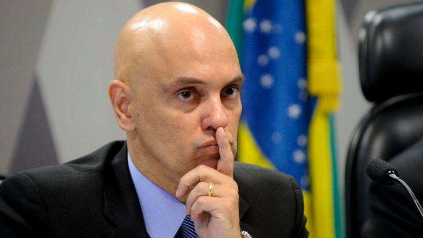 Alexandre de Moraes, Minister of the Supreme Federal Court (STF).