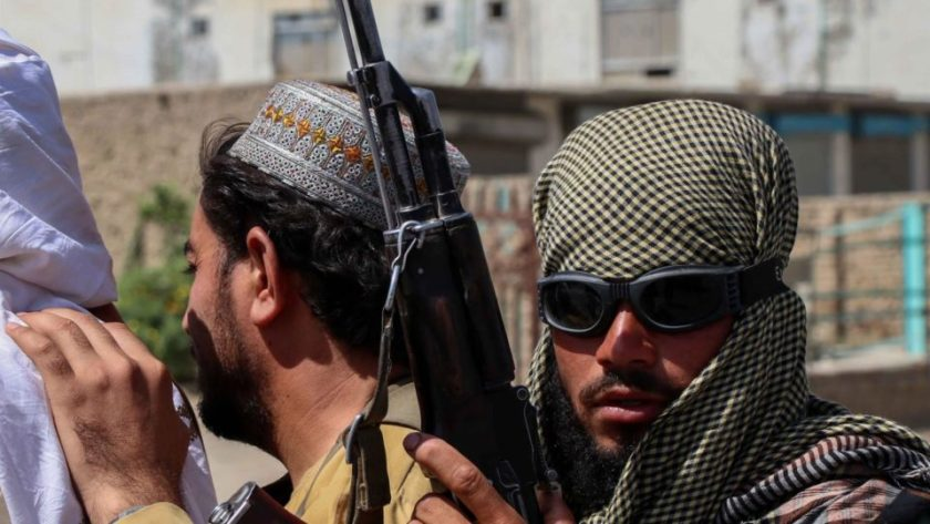United States lost huge amounts of military equipment to the Taliban.