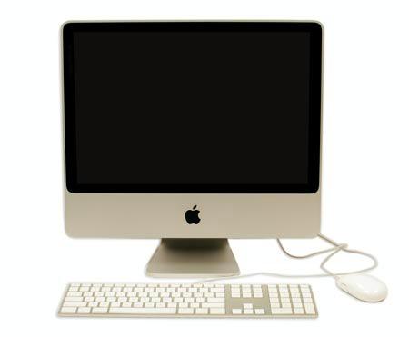 a mac computer
