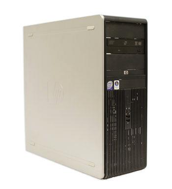 una torre de computadora