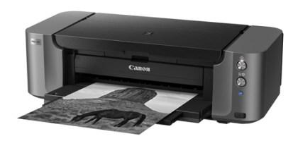 una impresora de canon