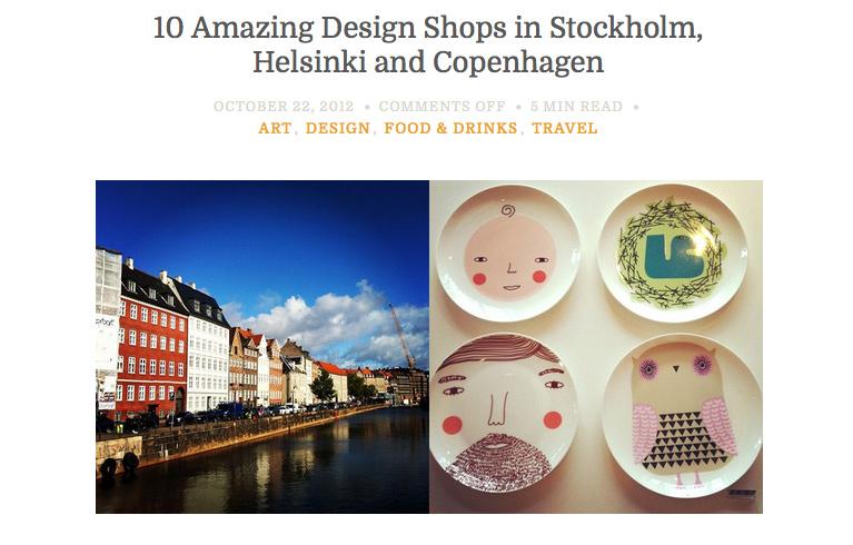 thefoxisblack.com, a design blog