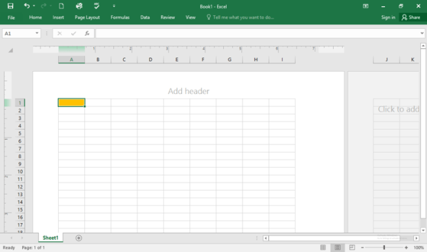 Getting To Know Excel Challenge