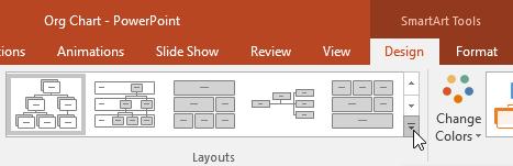 clicking the More drop-down arrow - www.office.com/setup