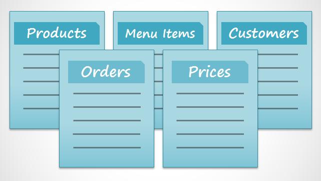 An illustration of many lists - www.office.com/setup