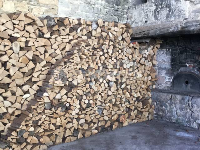 ou stocker le bois de chauffage pour qu