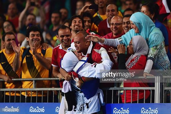 Hedaya Malak Rio 2016