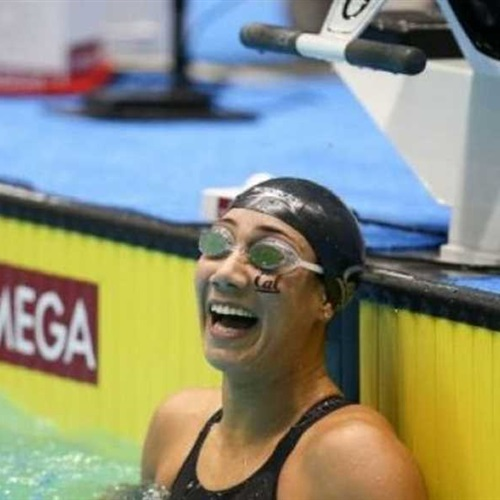 Farida Osman Wins Bronze at the 17th FINA championship
