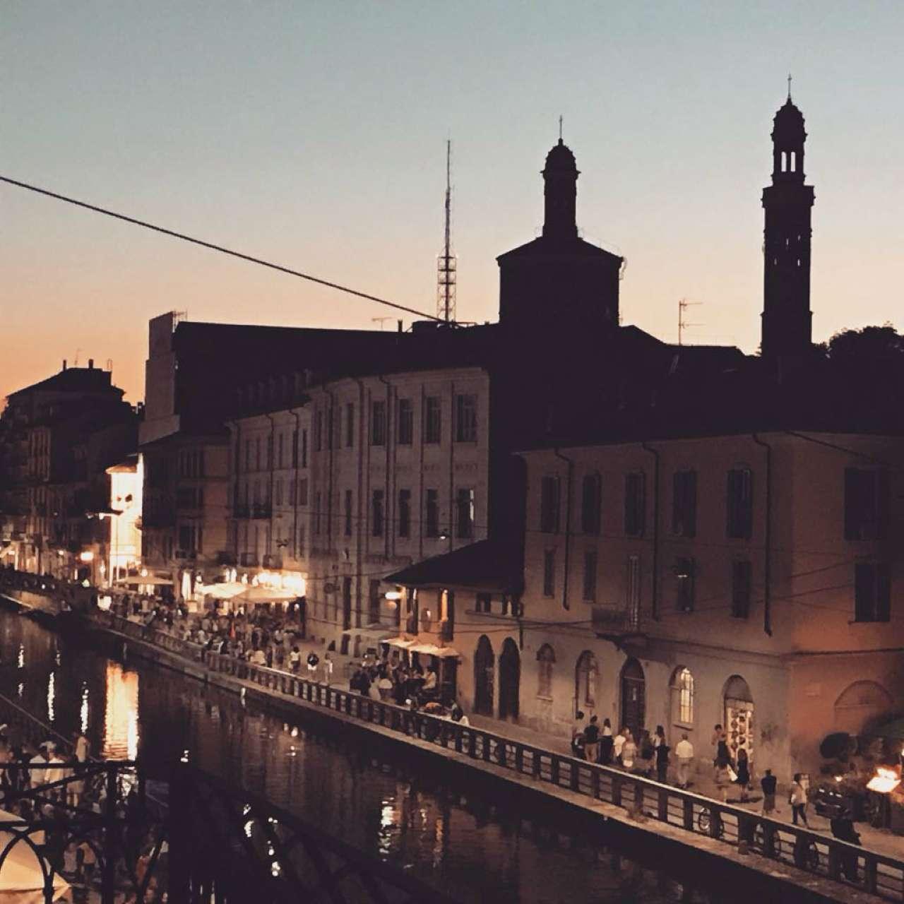Appartamento Arredato Milano Zona Ticinese Elenchi E