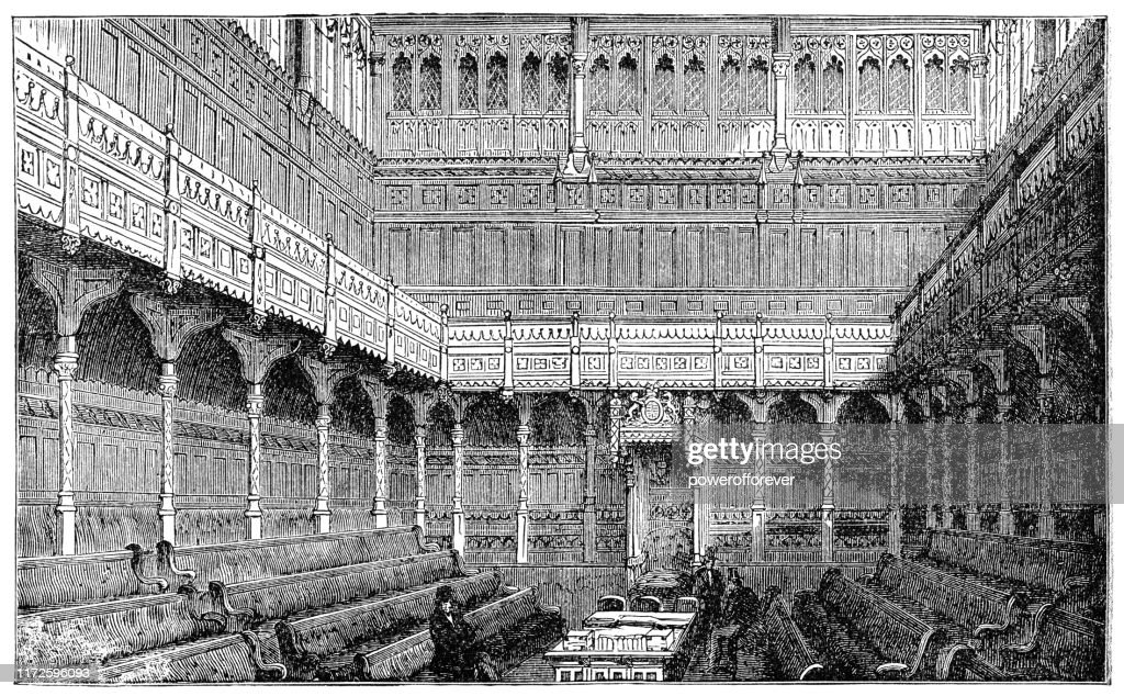 https www gettyimages fr detail illustration house of commons chamber at the house of illustration libre de droits 1172596093