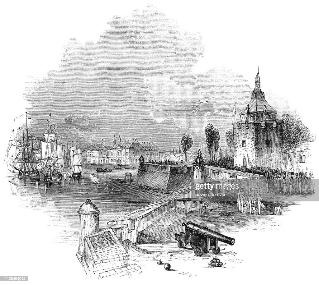 https www gettyimages fr detail illustration the city of bordeaux france 19th century illustration libre de droits 1138464612