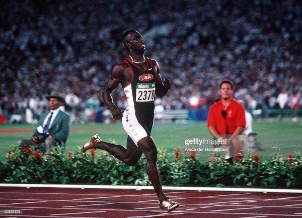 Michael Johnson - Sprinter | Getty Images