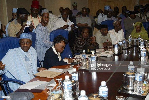 Muhammadu Buhari | Getty Images