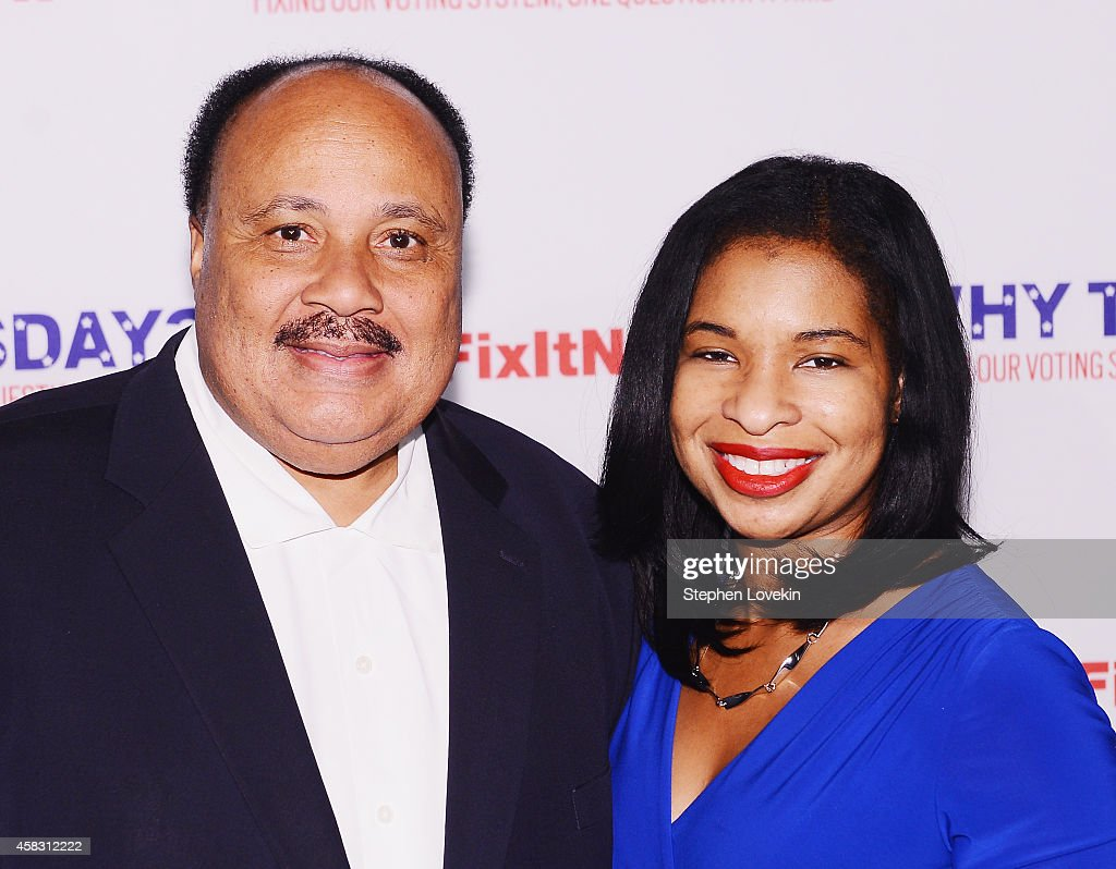 Waters Martin King King Arndrea Luther Iii