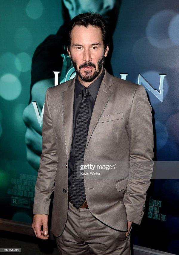 "Screening Of Lionsgate Films' ""John Wick"" - Red Carpet ..."