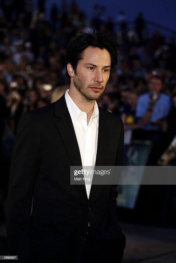 The Matrix Revolutions Australian Premiere   Getty Images