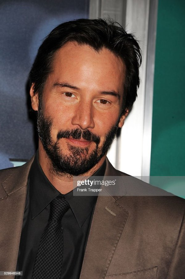 Keanu Reeves   Getty Images