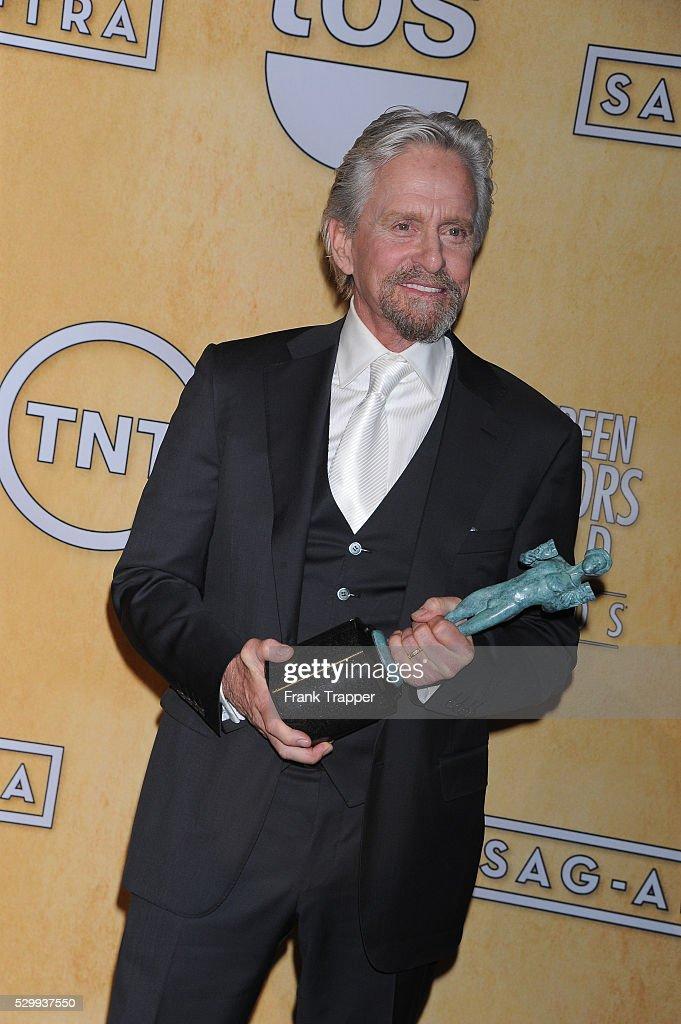 USA - 20 Annual Screen Actors Guild Awards - Press Room ...