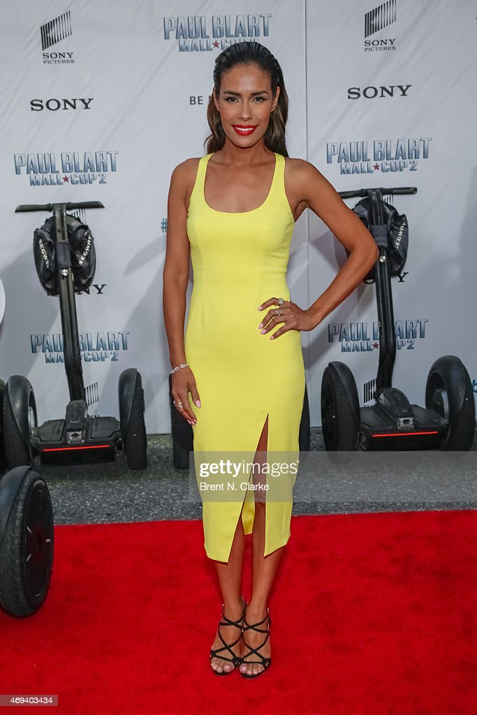 Mall Cop 2 New York Premiere Getty Images