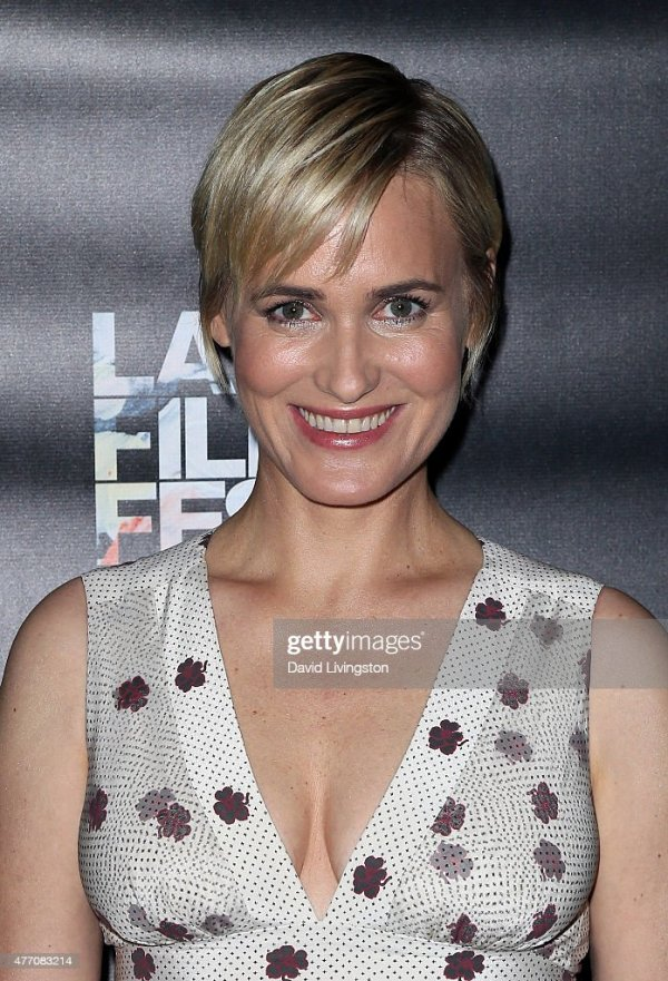 """Actress Judith Godreche attends the premiere of """"The ..."""