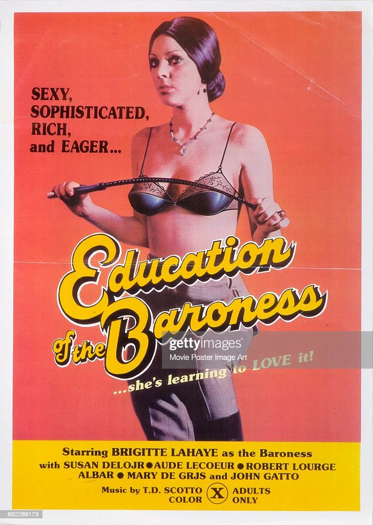 Poster do filme Education of the Baroness