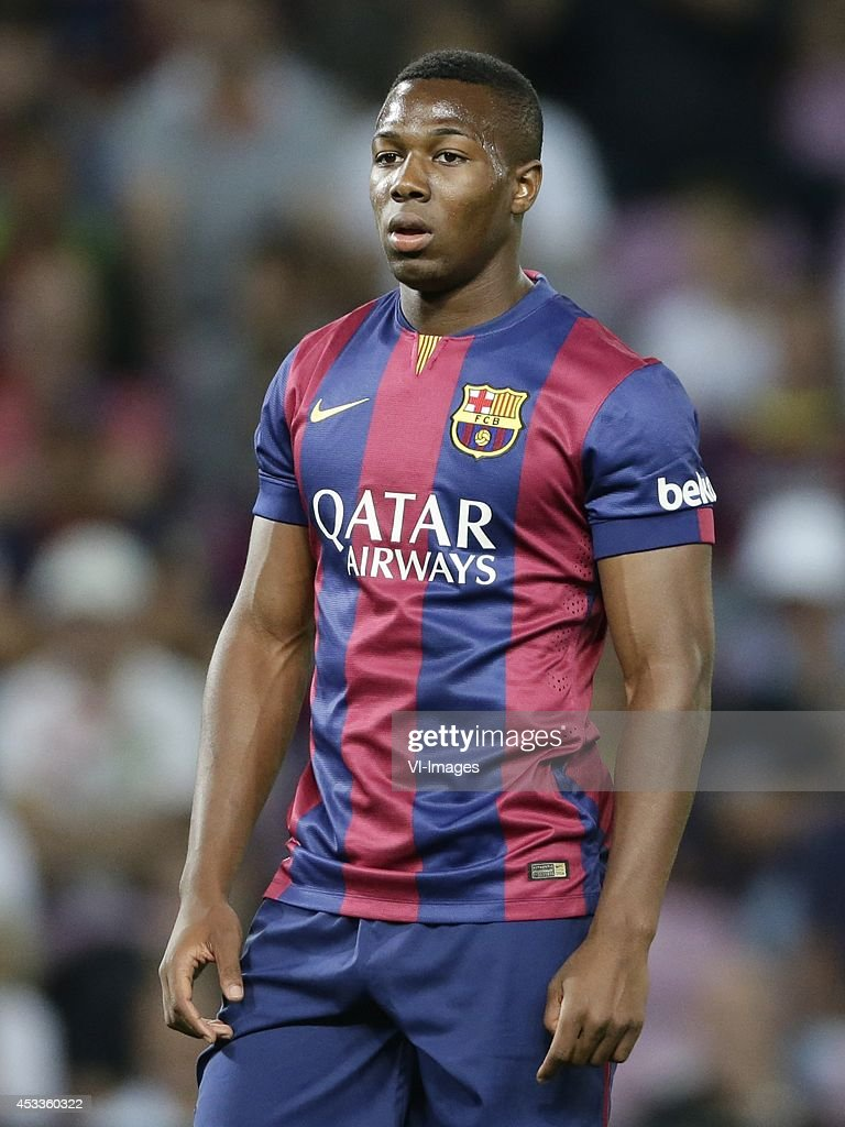 Adama Traore Stock Photos and Pictures | Getty Images