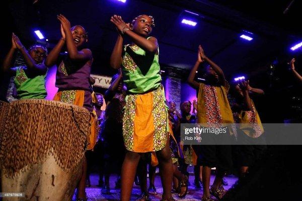 African Children's Choir Fund Raising Gala | Getty Images