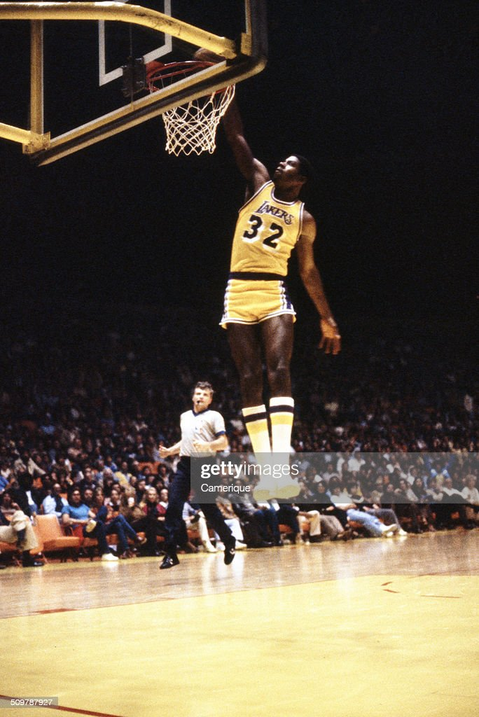 Magic Johnson Stock Photos And Pictures Getty Images