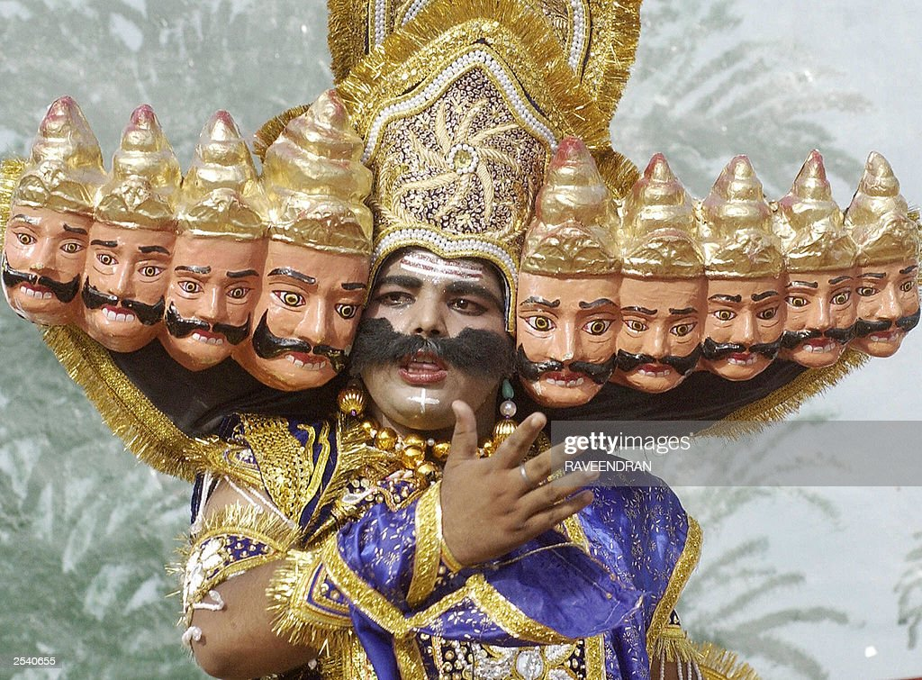 Ravana Stock Photos And Pictures Getty Images