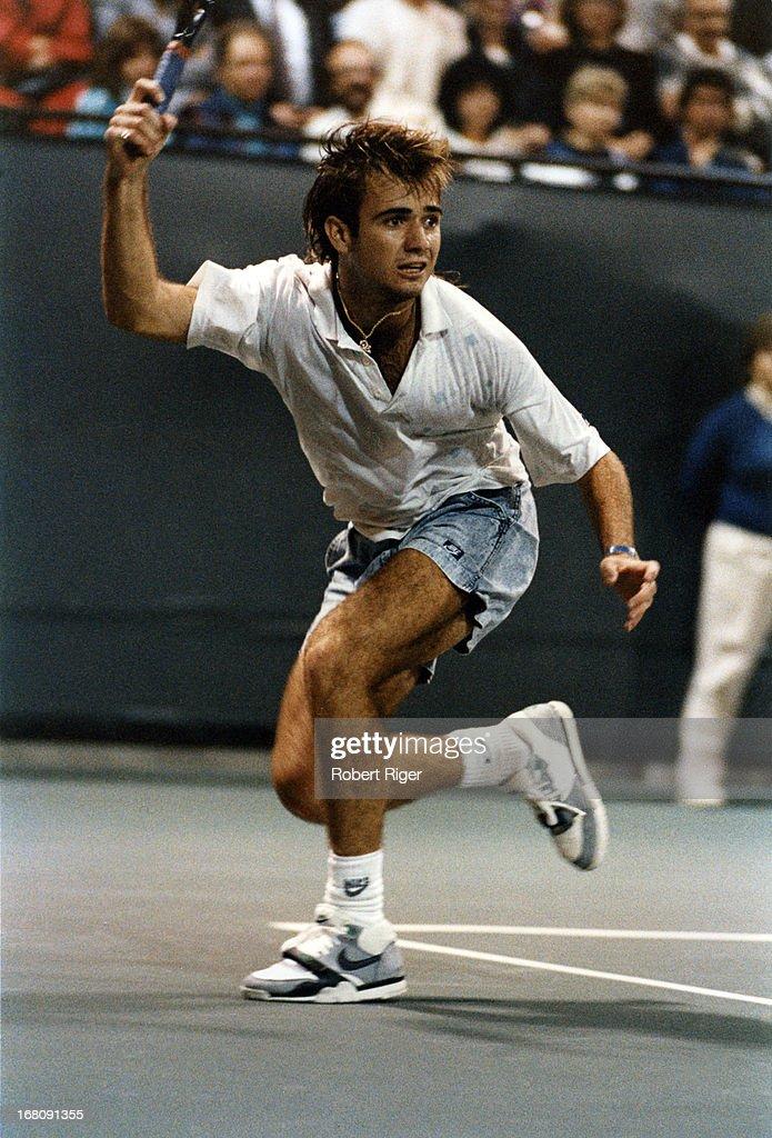 Andre Agassi Foto E Immagini Stock Getty Images