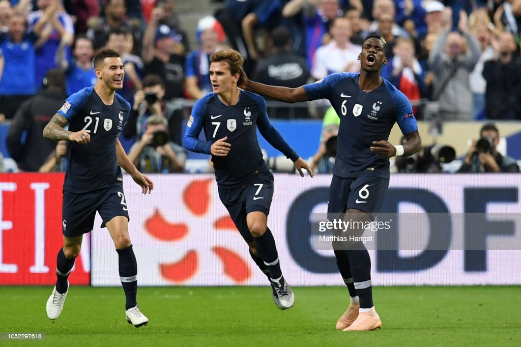 Do you need tips for supporting your favorite football team? 132 569 France National Soccer Team Photos And Premium High Res Pictures Getty Images