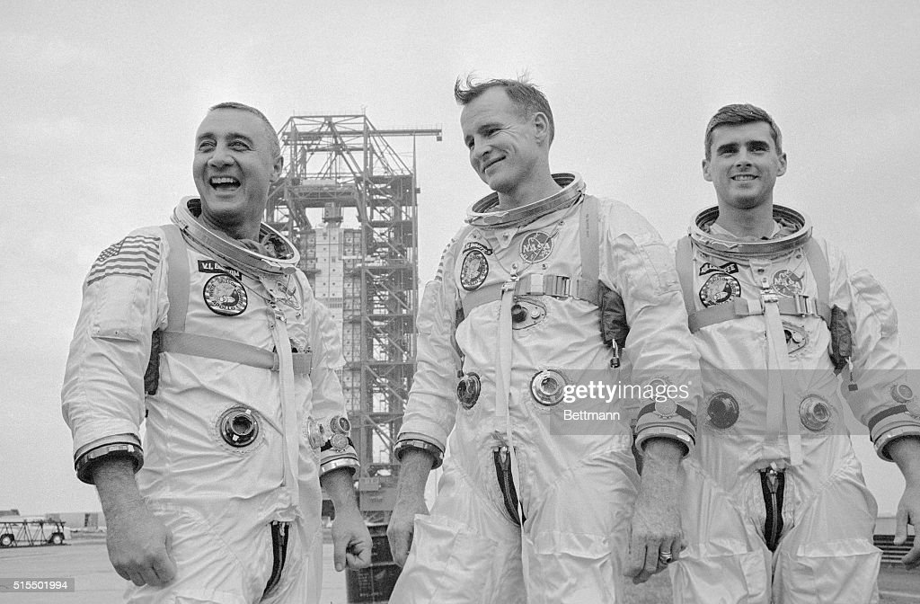 Ed White Astronaut Stock Photos and Pictures | Getty Images
