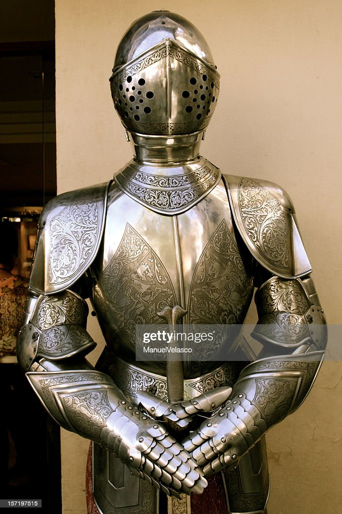 Suit Of Armor Stock Photos and Pictures | Getty Images