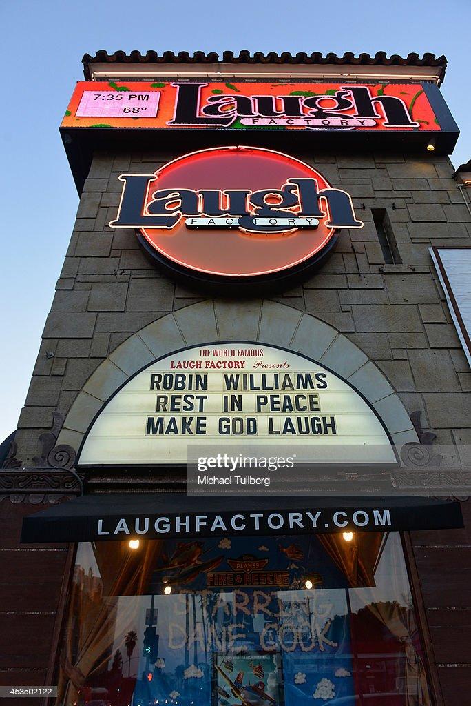 Laugh Factory Los Angeles Ca