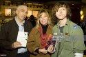 Author David Sheff Vicki Sheff and son Nic Sheff appear in ...