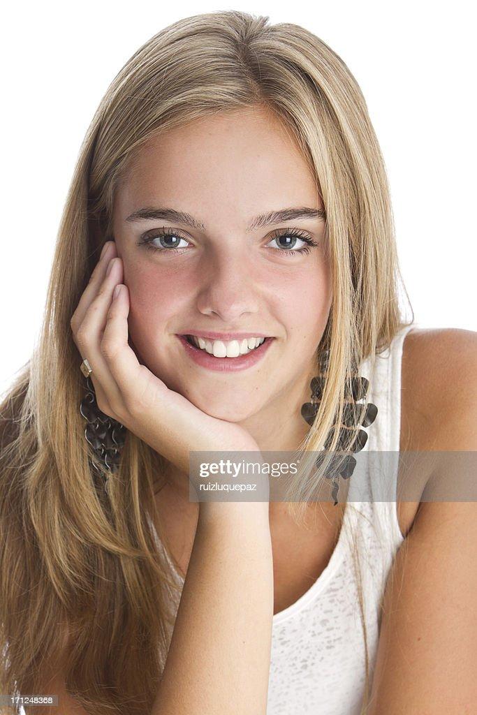 Beautiful Teens Closeup Stock Photo   Getty Images on Beautiful Teen  id=37806