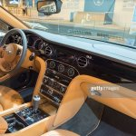 Bentley Mulsanne Speed Luxury Sedan Interior High Res Stock Photo Getty Images
