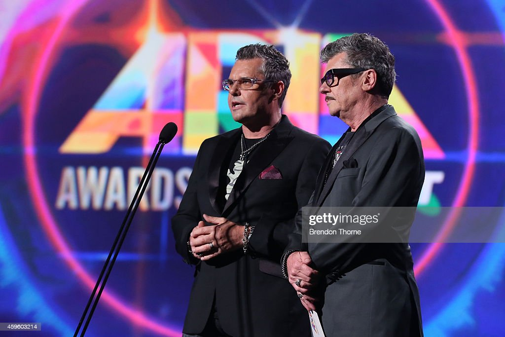 Jon Farriss Stock Photos And Pictures Getty Images