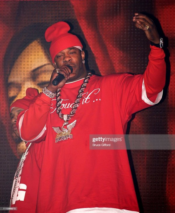 Busta Rhymes Performs Live at Tao Nightclub in Celebration ...